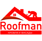Roof Man logo png